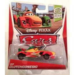 Disney Pixar Cars 2013 Rip Clutchgoneski