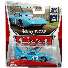 Disney Pixar Cars 2013 The King