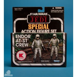 Star Wars Endor AT-ST Crew pack Kmart Exclusive
