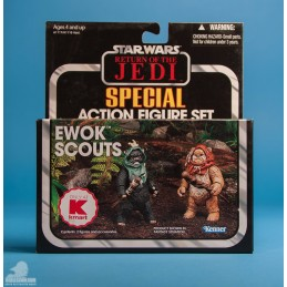 Star Wars Ewok scouts pack Kmart Exclusive