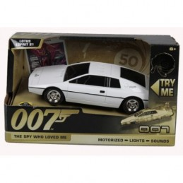 James Bond 007 Lotus Esprit ( L'espion qui m'aimait) 15 cm
