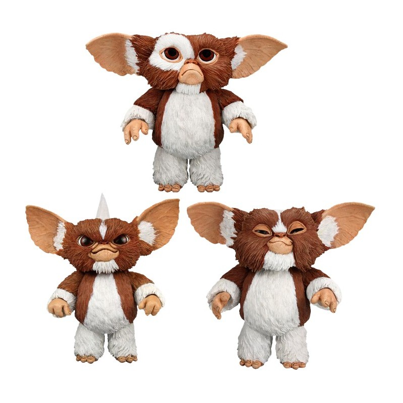 "Gremlins Mogwai series 3 7"" figure set of 3"