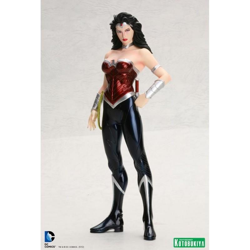 DC Comics The New 52 Wonder Woman PVC Art Fx statue 19 cm