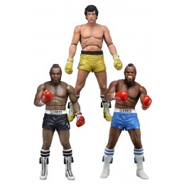 Rocky series 3 set of 3