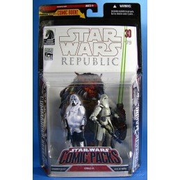 Star Wars 30th Commander Keller & Galactic Marine Wal-Mart Exclusive