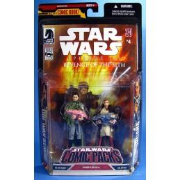 Star Wars 30th Obi-Wan Kenobi & Bail Organa Wal-Mart Exclusive