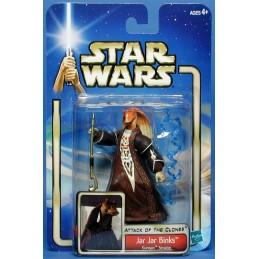 Star Wars Saga AOTC Jar Jar Binks Gungan Senator