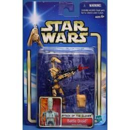 Star Wars Saga AOTC Battle droid Arena battle