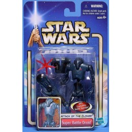 Star Wars Saga AOTC Super Battle droid