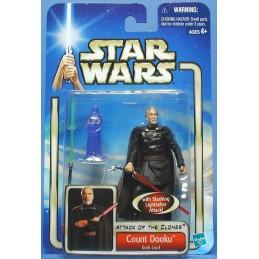 Star Wars Saga AOTC Count Dooku Dark Lord