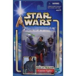 Star Wars Saga AOTC Captain Typho Padmé's Head of Security
