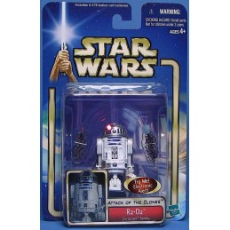 Star Wars Saga AOTC R2-D2 Coruscant Sentry