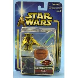 Star Wars Saga AOTC Yoda Jedi high council