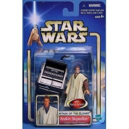 Star Wars Saga AOTC Anakin Skywalker Outland Peasant Disguise