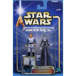 Star Wars Saga AOTC Lama Su with Clone Youth