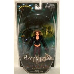 Batman Arkham city series 4 Talia action figure