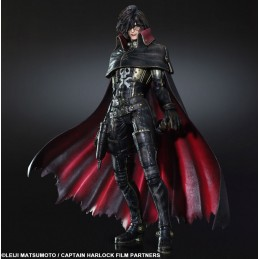 Captain Harlock Play Arts Kai figure Harlock 29 cm
