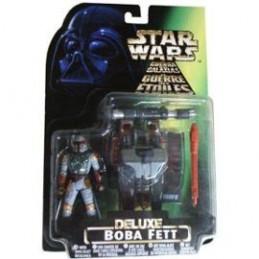 Star Wars POTF Deluxe Boba...