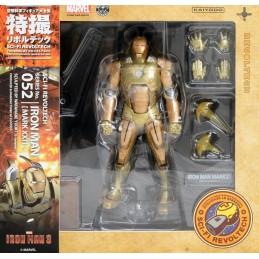 Iron Man Mark XXI Sci-Fi...