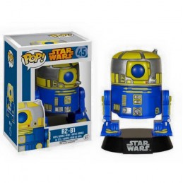 Star Wars POP! Vinyl Bobble...