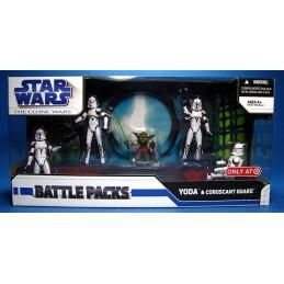Star Wars Battle packs Yoda...