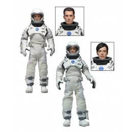 Interstellar pack 2 figures...