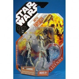 SW 30th Saga Legends Battle droids
