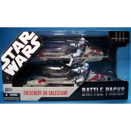 Star Wars 30th Battle Packs...