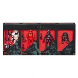 Star Wars Black Series pack...