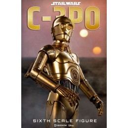Star Wars figure 1/6 C-3PO...