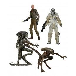 Aliens series 8 Set of 4...