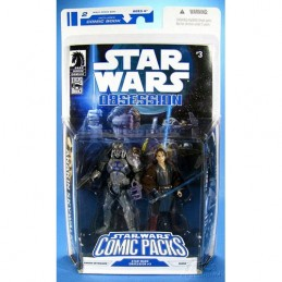 SW Comic Packs Anakin Skywalker & Durge SW Obsession n°3