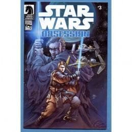SW Comic Packs Anakin Skywalker & Durge SW Obsession n°3