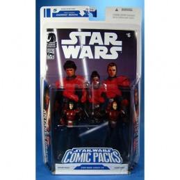 SW Comic Packs Antares Draco & Ganner Krieg SW Legacy n°6