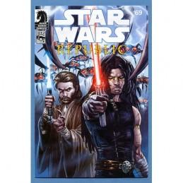 SW Comic Packs Asajj Ventress & Tol Skorr SW Republic n°69