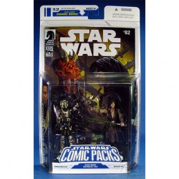 SW Comic Packs Commander Faie & Quinlan Vos SW Republic