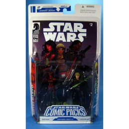 SW Comic Packs Darth Talon & Cade Skywalker SW Legacy n°2