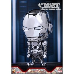 Iron Man Mark II Chrome...