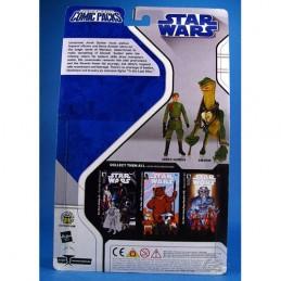 SW Comic Packs Janek Sunber & Amanin Star Wars empire n°16 Wal-M