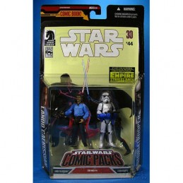 SW Comic Packs Lando Calrissian & Stormtrooper Star Wars n°44 Wa