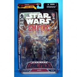 SW Comic Packs Lt Jundland & Deena Shan Empire n°39