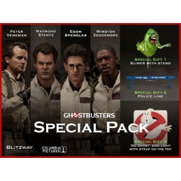 Ghostbusters Special 4-pack...