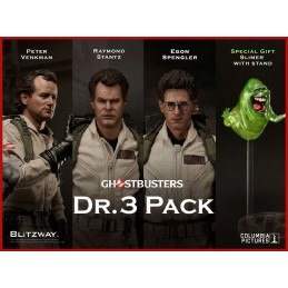 Ghostbusters DR.3-pack...