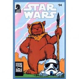 SW Comic Packs Machook & Keoulkeech & Kettch Star Wars n°94 Wal-
