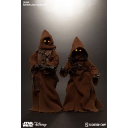Star Wars set of 2 figures...
