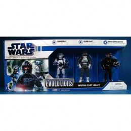 SW Evolutions pack Imperial pilot Legacy