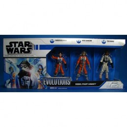 SW Evolutions pack Rebel pilot Legacy series 1