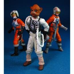SW Evolutions pack Rebel pilot Legacy series 1
