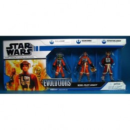 SW Evolutions pack Rebel pilot Legacy series 2