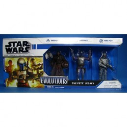 SW Evolutions pack The Fett legacy